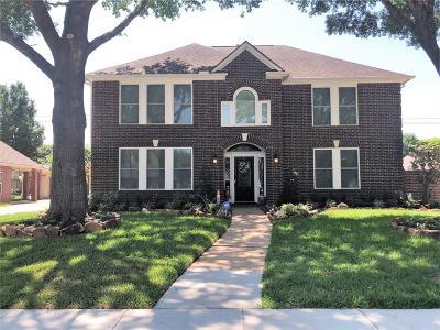 Pasadena Single Family Home For Sale: 5114 Baywood Drive