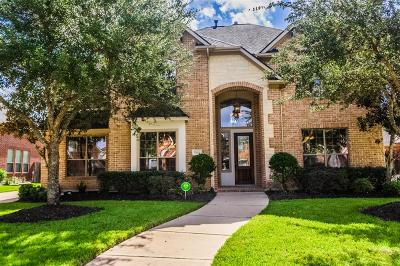 Katy Single Family Home For Sale: 5510 Grandwood Lane