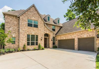 Kingwood Single Family Home For Sale: 1214 Hamlet Way