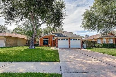 Stafford Single Family Home For Sale: 2207 Secretariet Drive