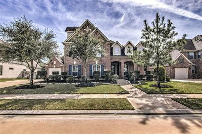Cinco Ranch Single Family Home For Sale: 26011 Fiona Sky Lane