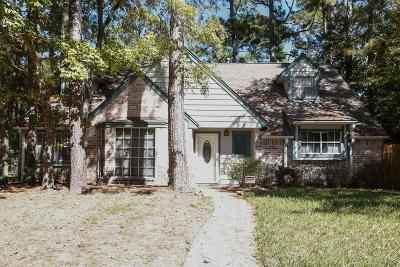 Single Family Home For Sale: 16326 Kleinwood Drive