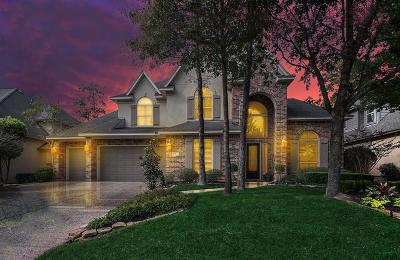 The Woodlands Single Family Home For Sale: 6 Amulet Oaks Place