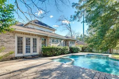 The Woodlands Single Family Home For Sale: 34 N Longsford Circle