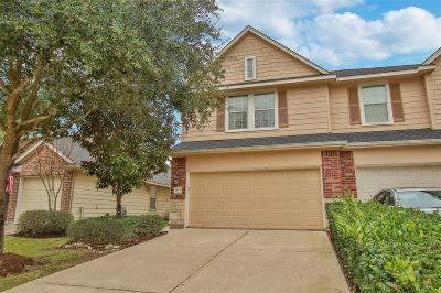 Cypress Condo/Townhouse For Sale: 14530 Gleaming Rose Drive