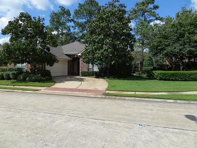Friendswood Single Family Home For Sale: 318 Pine Creek