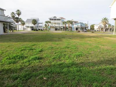 Galveston Residential Lots & Land For Sale: 13613 Pirates Beach Boulevard