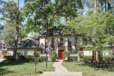 Houston Single Family Home For Sale: 5406 Graystone Lane