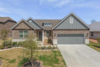 Bryan Single Family Home For Sale: 3461 Lockett Hall Circle