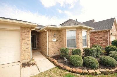 Bacliff Single Family Home For Sale: 5015 Bay Lane