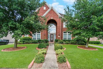 Spring Single Family Home For Sale: 19418 Creek Bend Drive