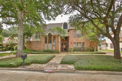 Houston Single Family Home For Sale: 7419 W Suddley Castle Street