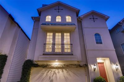 Houston Single Family Home For Sale: 2808 Sherwin Street