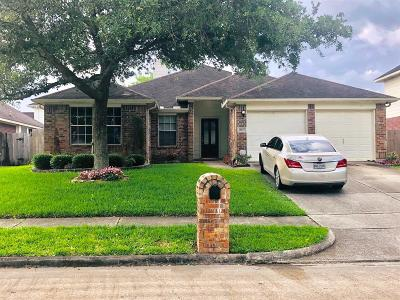 Friendswood Single Family Home For Sale: 16607 Lighthouse View