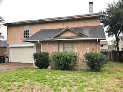 Katy Single Family Home For Sale: 914 Golden West Drive