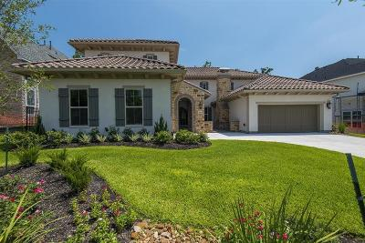 The Woodlands Single Family Home For Sale: 131 S Curly Willow