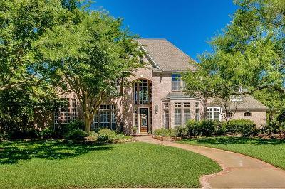 Cypress Single Family Home For Sale: 13802 Copeland Oaks Boulevard