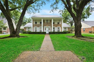 Memorial Single Family Home For Sale: 13915 Kimberley Lane