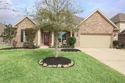 Pearland Single Family Home For Sale: 2723 Pepper Landing Ln