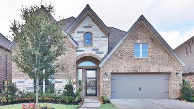 Richmond Single Family Home For Sale: 1115 Ginger Grass Lane