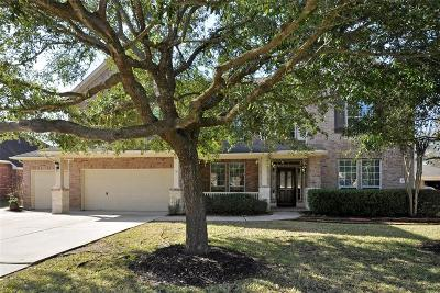 Conroe Single Family Home For Sale: 1808 Pembrook Circle