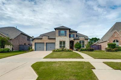 Riverstone Single Family Home For Sale: 6611 Nicholas Trail
