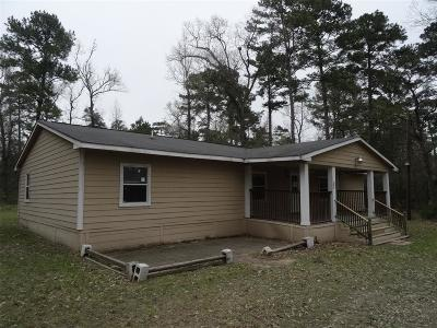 Montgomery Single Family Home For Sale: 101 Hall Drive N