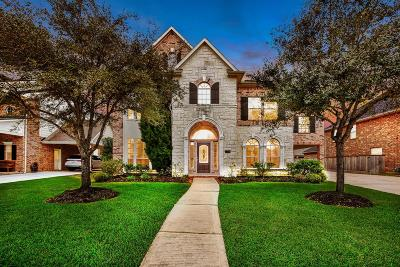 Sugar Land Single Family Home For Sale: 7714 New Forest Lane