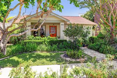 Montrose Single Family Home For Sale: 1815 McDuffie Street