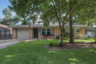 Houston Single Family Home For Sale: 4306 De Milo Drive