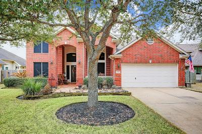 Seabrook Single Family Home For Sale: 1114 Carriage Court