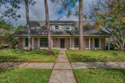 Seabrook Single Family Home For Sale: 4351 Parkmead Drive