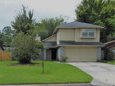 Spring Single Family Home For Sale: 4914 Tealgate Drive