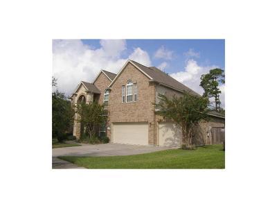 Humble Single Family Home For Sale: 7503 Kimball Way Lane