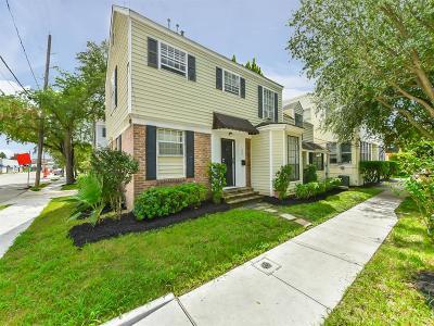 Houston Multi Family Home For Sale: 2901 Albany Street
