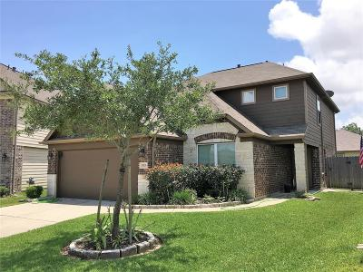 Houston Single Family Home For Sale: 15626 S Early Dusk Circle