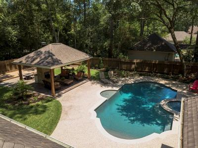 The Woodlands Single Family Home For Sale: 15 Firefall Court