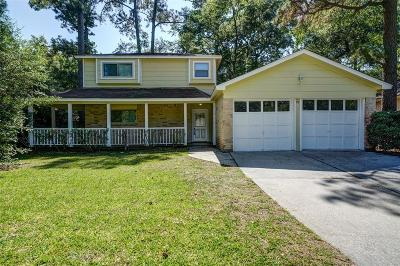 The Woodlands Single Family Home For Sale: 99 Oldstream Court