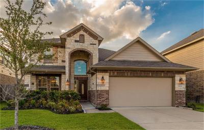 Tomball Single Family Home For Sale: 18235 Tacoma Ridge Drive