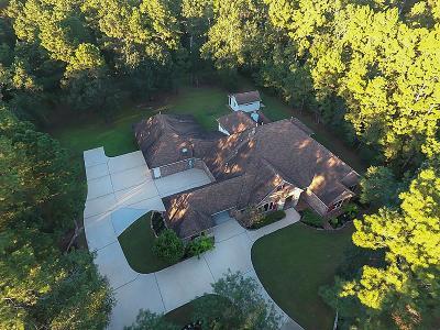 Magnolia Single Family Home For Sale: 37712 Tournament Lane