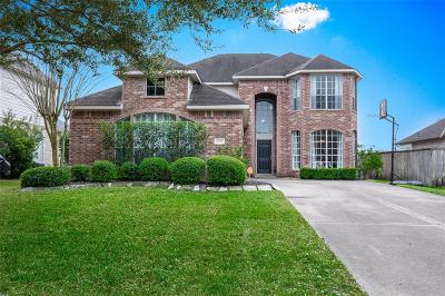 Sugar Land Single Family Home For Sale: 8006 Lauren Way