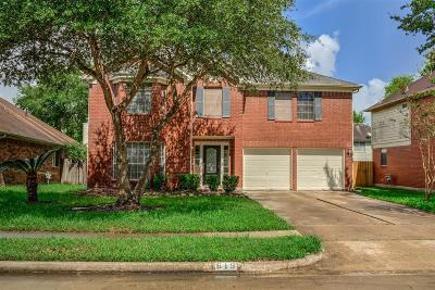Stafford Single Family Home For Sale: 619 Bold Ruler Drive