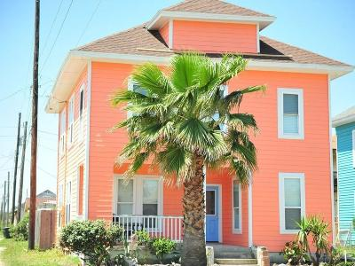 Galveston Rental For Rent: 2409 33rd Street