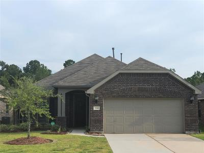 Kingwood Single Family Home For Sale: 21349 Kings Guild Lane