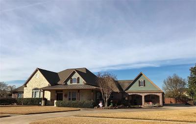 Deer Park Single Family Home For Sale: 2409 Savannah Bend
