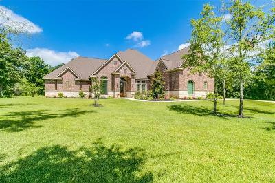 Montgomery Single Family Home For Sale: 7012 Alamo Court