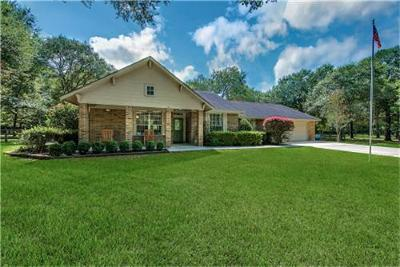 Magnolia Single Family Home For Sale: 5523 Ranch Lake Drive