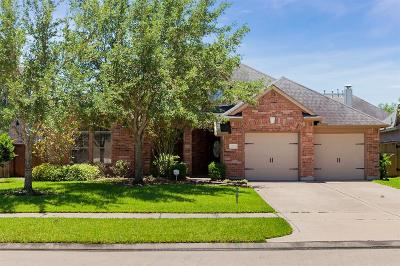 Fulshear Single Family Home For Sale: 28211 Emerald Creek Lane