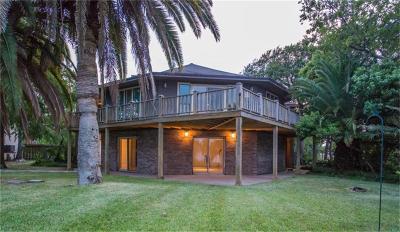 La Porte Single Family Home For Sale: 3203 Bayshore Drive