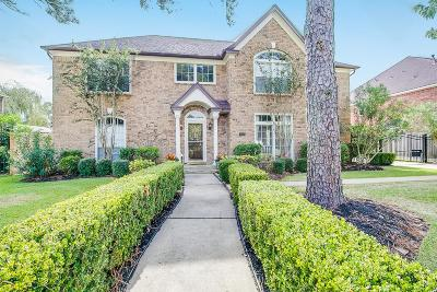 Katy Single Family Home For Sale: 1618 Breezy Bend Drive